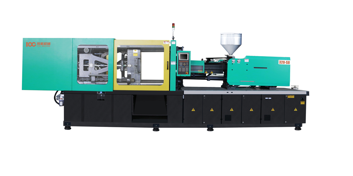 LOG-S8 320T Servo System&Energy-saving Injection Molding Machine