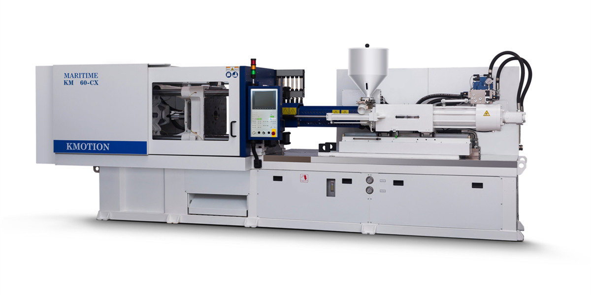 Kmotion-CX 60T High-Effect Injection Molding Machine